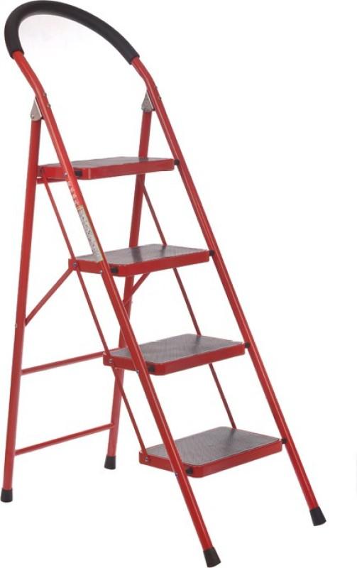 masterfit Steel Ladder(With Platform, Hand Rail)