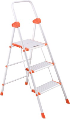 Bathla Excalibur 3 Step Aluminium Ladder