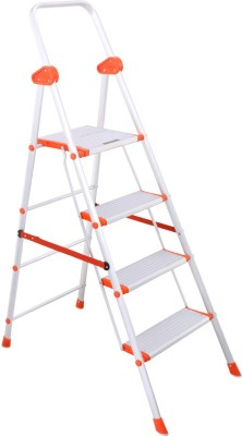Bathla Excalibur 4 Step Aluminium Ladder