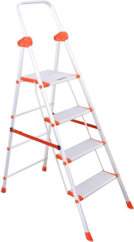 Bathla Excalibur 4 Step Aluminium Ladder(With Platform)