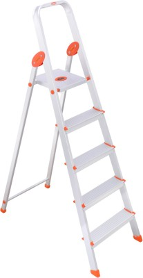 Bathla 4 Step Aluminium Ladder