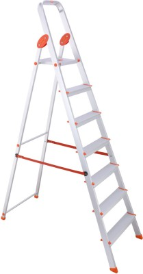 Bathla 6 Step Aluminium Ladder