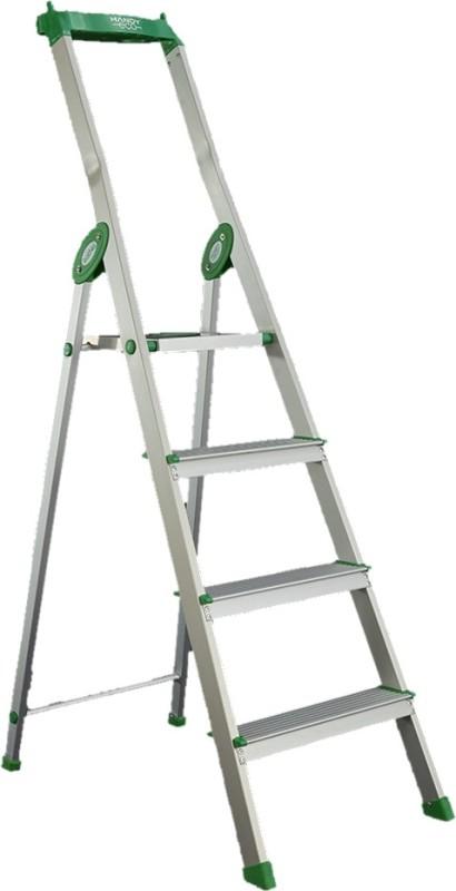 Bathla Eco 3 Step Aluminium Ladder(With Platform, Tool Tray)