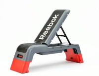 Reebok Deck Board Stepper(Grey, Red)