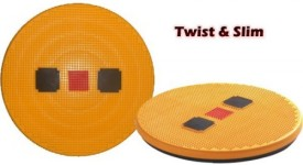 ACS Acupressure Twister Slim & Soft Stepper
