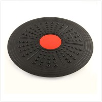 Sahni Sports Balance Board Stepper(Black, Red)