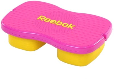 Reebok The Easytone Step Stepper(Pink, Yellow)