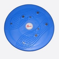 Aerofit Massage Figure Stepper(Blue)