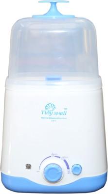 Tiny Shell Feeding Bottel Sterlizer - 2 Slots(White)