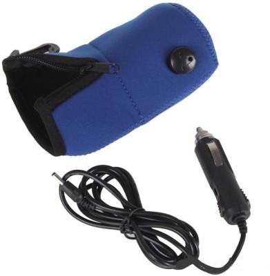 Shrih Universal Travel Food Milk Bottle Cup Warmer Heater - 1 Slots(Blue)
