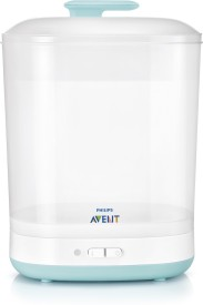 Philips Avent 2-in-1 Electric Steam Steriliser - 4 Slots(White)