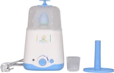 Ole Baby Dual bottle Steam cum Warmer cum Heating(250 ml each) - 2 Slots