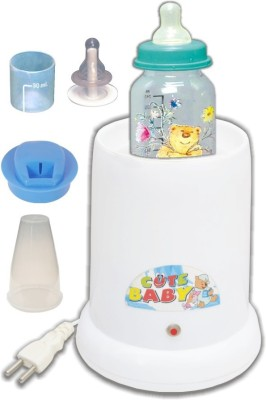 littles paradise CuteBaby large (4 in1) Instant bottle warmer - 1 Slots