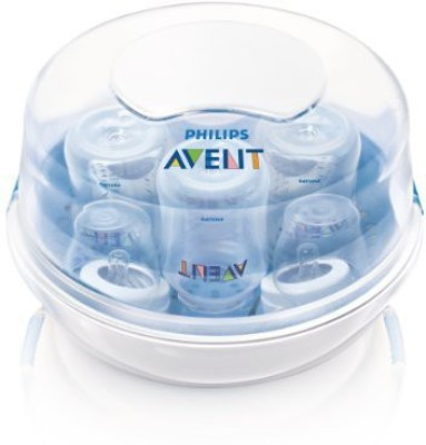 Philips Avent Microwave Steam Sterilizer - 8 Slots