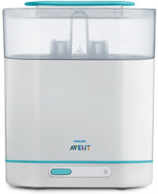 Philips Avent 3-in-1 Electric Steam Sterilizer - 6 Slots