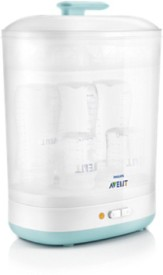 AVENT Philips Avent 2-in-1 Electric Steam Steriliser - 5 Slots