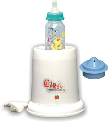 littles paradise CuteBaby Junior ,Instant bottle warmer steam inhaler. - 1 Slots