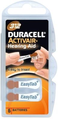 Duracell Activair DU 312 Hearing Aid Batteries