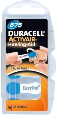 Duracell Activair DU 675 Hearing Aid Batteries