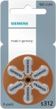 Siemens Hearing aid Battery Size 312 (36...