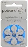 Power One P675 1.45V PR44 Hearing Aid Ba...
