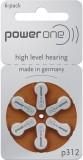Power One P312 1.45V PR41 Hearing Aid Ba...