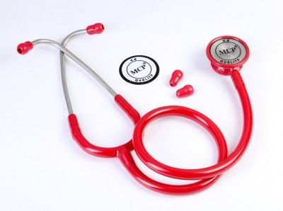 MCP littmann RED DUAL HEAD Stethoscope