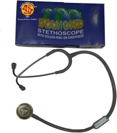 NSC Diamond Gold Acoustic Stethoscope