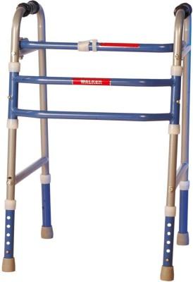 Zcare Pharma Foulding Walker (Colour Full) Pole Vault Stick - 42 inch