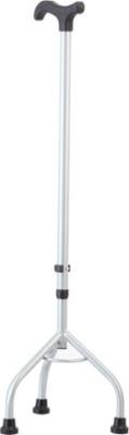 Flamingo Tripod - Metal Base Walking Stick - 30 inch