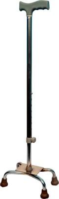 Life Line Services quadripod stick 37 inc. Gymnastic Stick - 37 inch(Silver)
