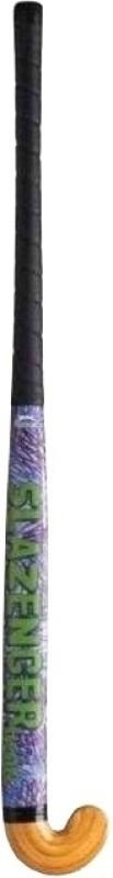 Slazenger Ikon 1-Fibre Hockey Stick - 34 inch(Blue, Green)