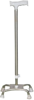 Z-Support Senior Quadripod Walking Polo Stick - 36 inch