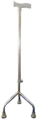 Z-Support Senior Tripod Walking Polo Stick - 36 inch