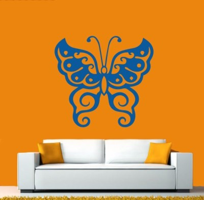Hoopoe Decor Medium Butterfly Sticker