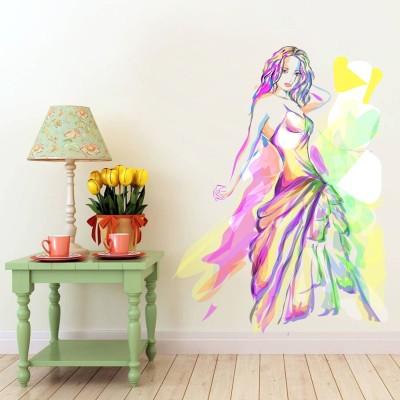 Impression Wall Medium Self Adhesive Sticker