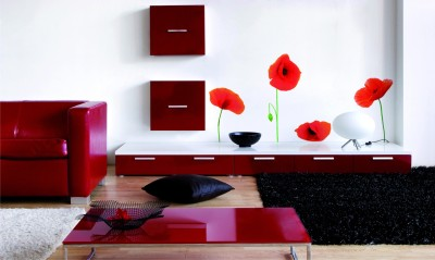 Home Decor Line Large Wall Sticker