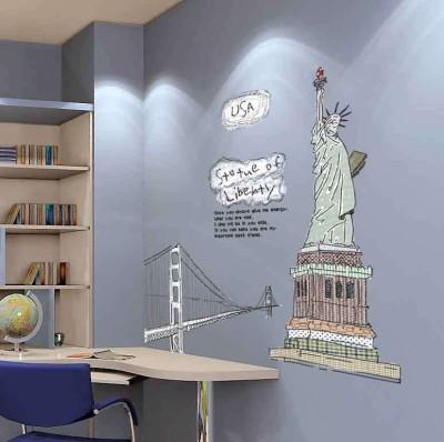 Oren Empower Large PVC Vinyl Self Adhesive Sticker