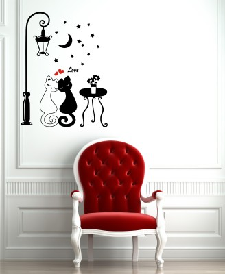 Swati Graphics Medium WALL STICKER Sticker