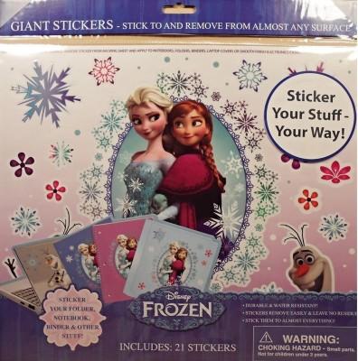 Disney Frozen Large Vellum Sticker