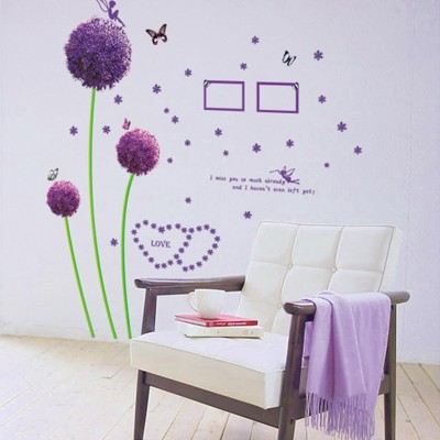Cortina Large Wall Sticker Sticker