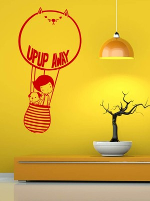 Trends on Wall Large Kids Sticker