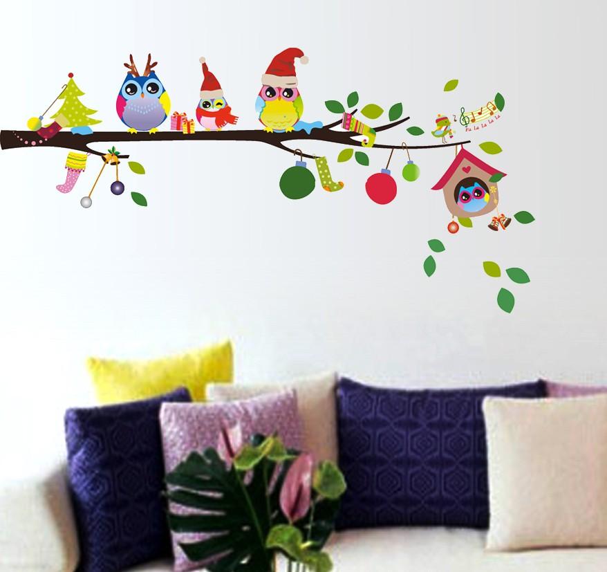 Deal Flipkart Wall Stickers Christmas Special Delhi