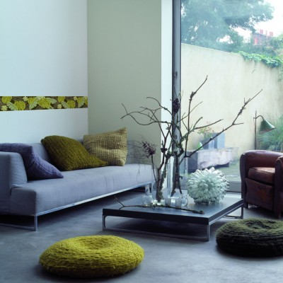 Feel At Home Small Wall Sticker