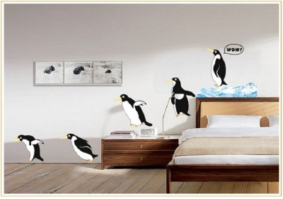 Jaamso Royals Extra Large PVC Vinly Wall Stickers Sticker