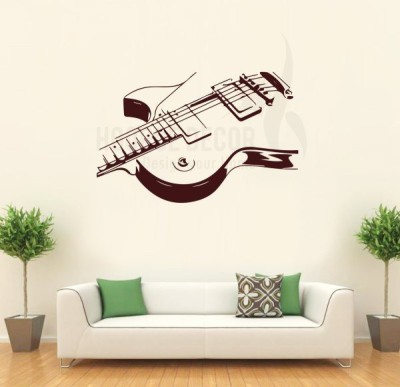 Hoopoe Decor Medium Lovely Guitar Sticker