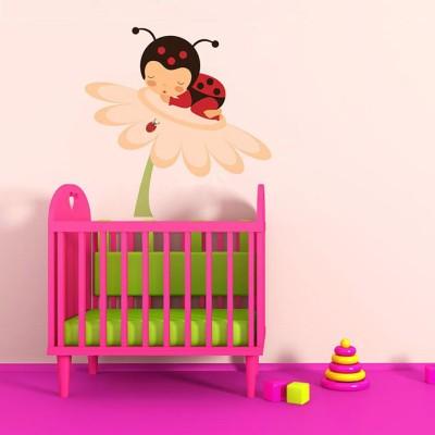 Happy walls Tiny PVC vinyl Sticker