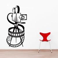 Vsquare Studio Small Wall Sticker Sticker(Pack of 1)