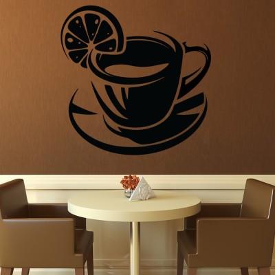 Decor Kafe Small Wall Sticker Sticker
