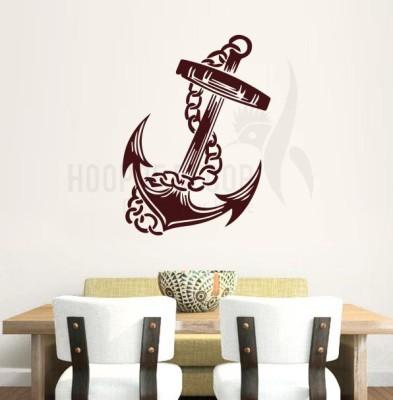 Hoopoe Decor Medium Anchor Sticker